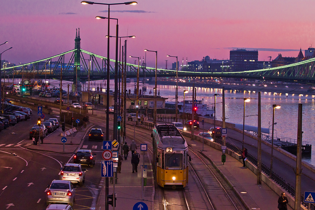 Budapest-villamos